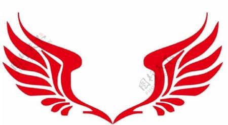 矢量翅膀图片