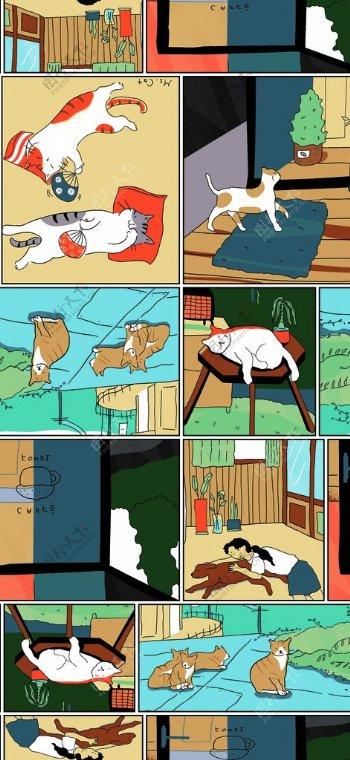 卡通漫画图片