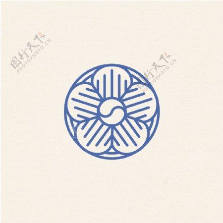 中国传统花纹图片