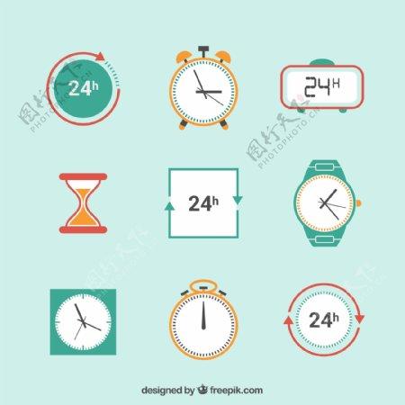 计时器与钟表图片