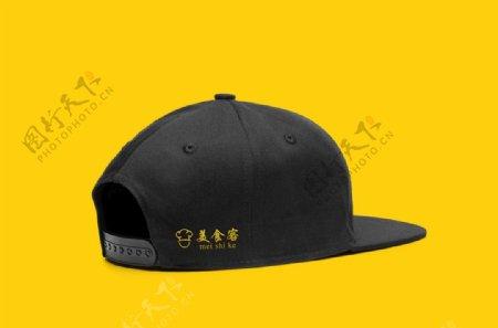 帽子贴图logo样机图片