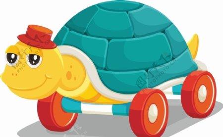 乌龟矢量图片