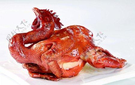 浙菜私房小公鸡图片