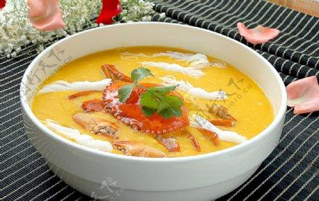 豌豆粉丝捞蟹图片