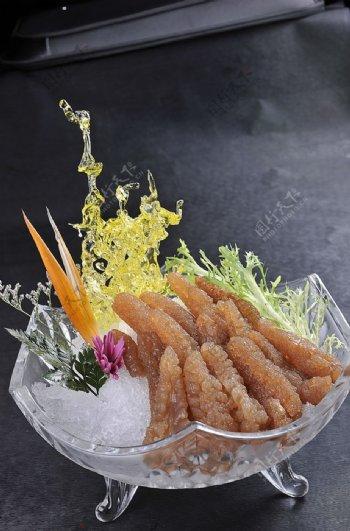 海鲜冰镇珊瑚花图片