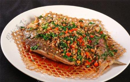 芙蓉烤鱼图片