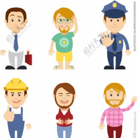 警察素材图片