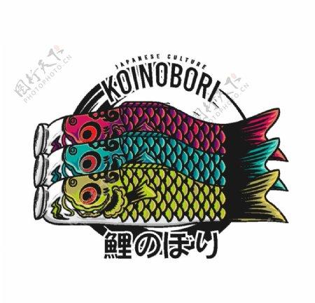 中国风锦鲤各种鱼图片