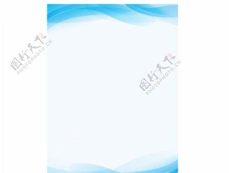 蓝色制度牌背景图片