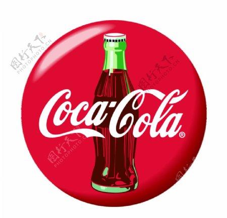 可口可乐经典广告图片