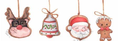圣诞节挂饰图片