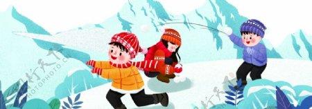 冬季吊牌图片