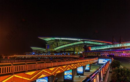 太原武宿国际机场图片