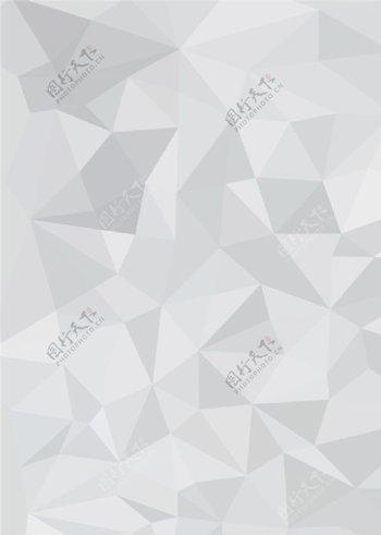 灰色几何背景图片