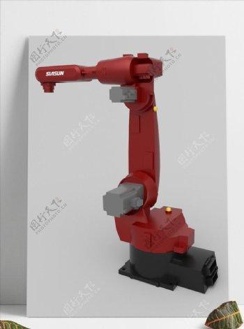 机器人机械手机械臂工业机图片