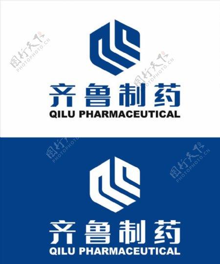 齐鲁制药logo图片