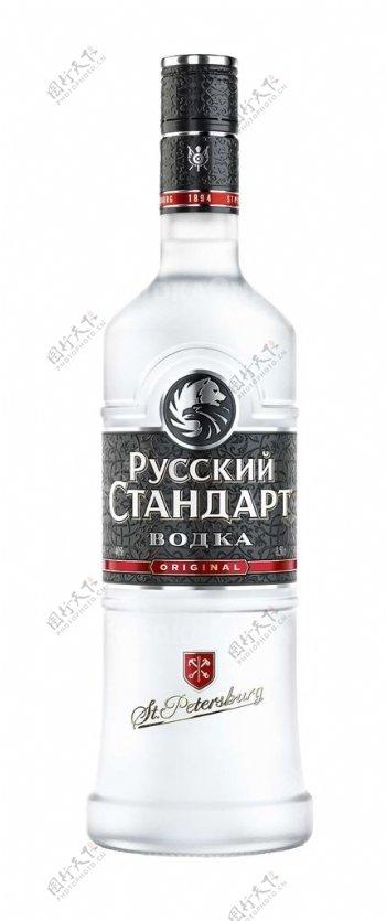 俄罗斯标准伏特加图片