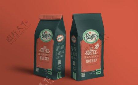 咖啡豆包装图片