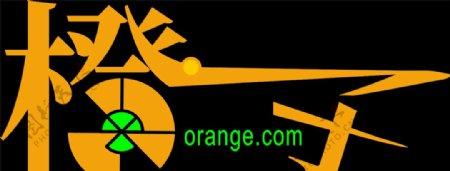 橙子元素logo图片