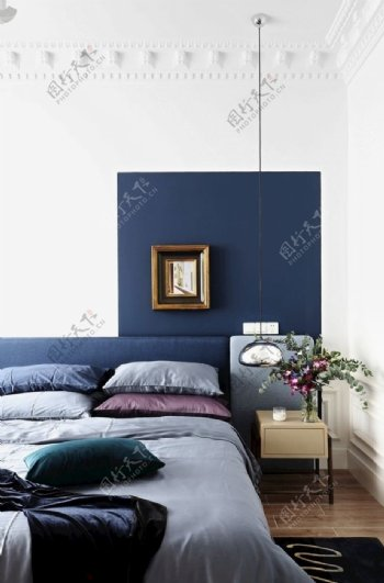 墙纸展示卧室图片