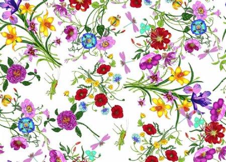 花朵花型花纹图片