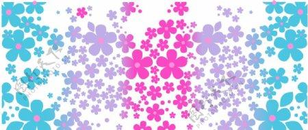 可爱花朵图片