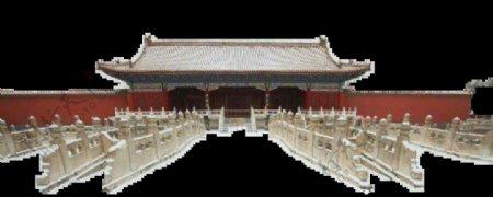 古建筑元素图片