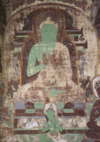 中国传统壁画之寺观壁画图片