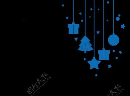 圣诞礼物装饰图片