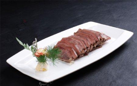 私房酱驴肉图片
