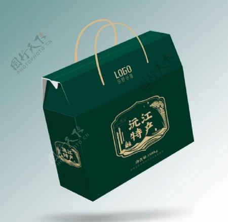 礼盒效果包装图片