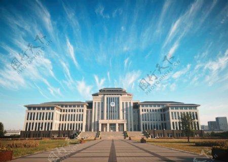 华北水利水电大学图片