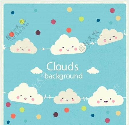 天空云朵图片