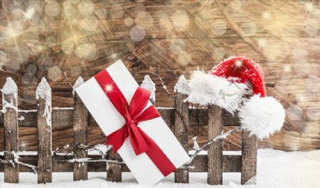 圣诞海报图片