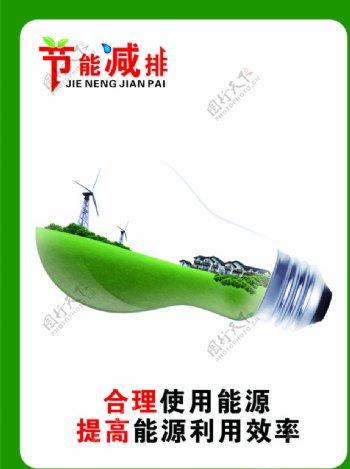 节能减排保护环境图片