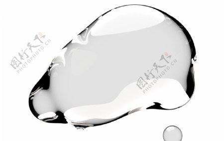 水滴免抠泡泡透明肥皂泡泡图片