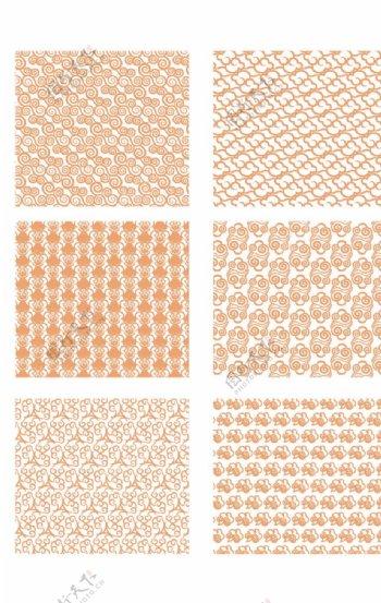 创意布料花纹图片
