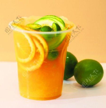 橙香茉莉图片