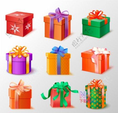 格式模版礼物矢量图图形背景图图片